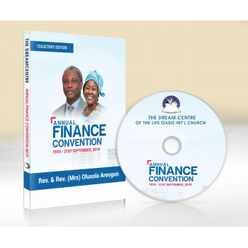 Annual Finance Convention 2019 Messages