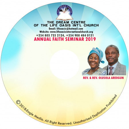 Annual Faith Seminar 2019