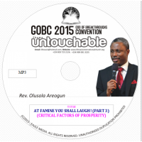 At Famine You Shall Laugh! part 3 (Critical Factors for Prosperity)