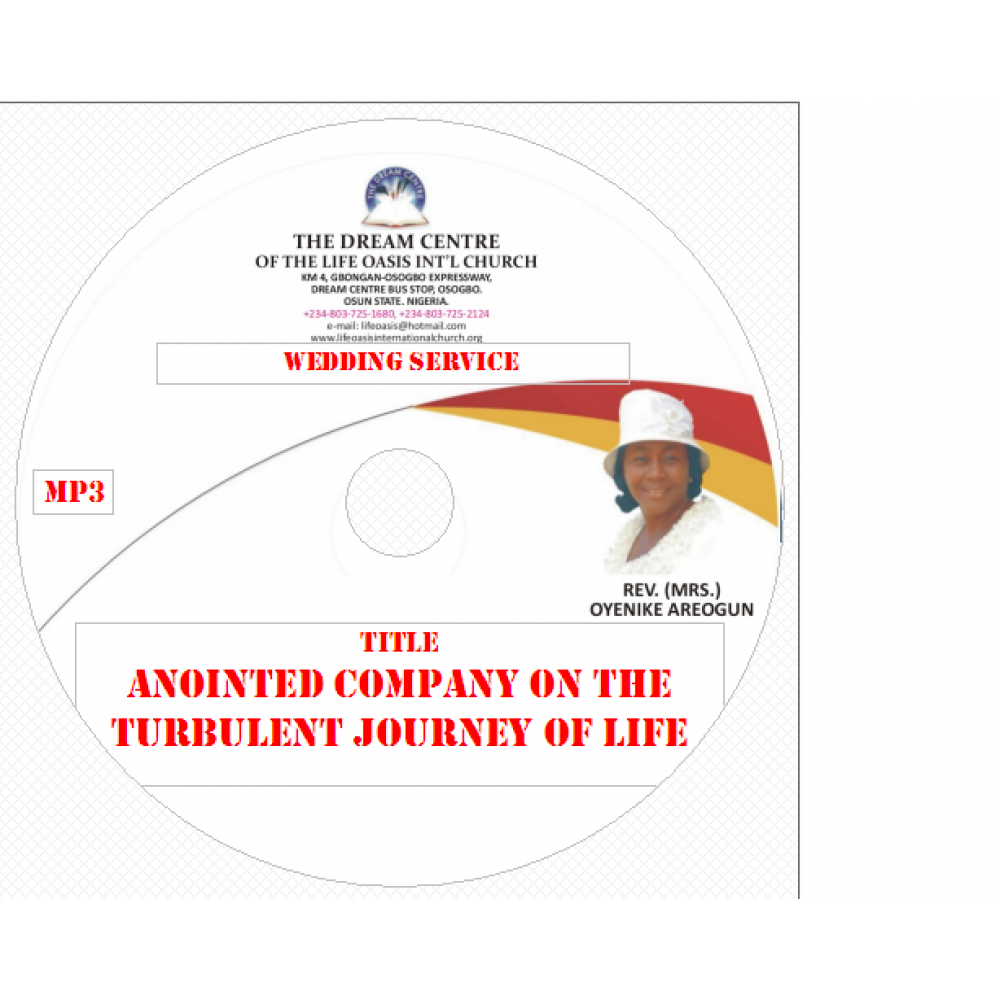 Anointed Company on the Turbulent Journey of Life.mp3
