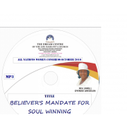 Believer's Mandate for Soul Winning .mp3