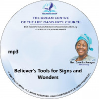 Believer's Tools for Signs and Wonders - mp3