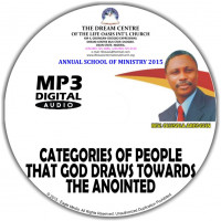 Categories of People that God Draws towards the Anointed