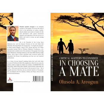 Critical Matters to Consider in Choosing a Mate (E-Book)