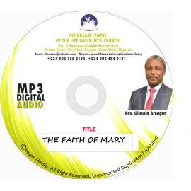The Faith of Mary