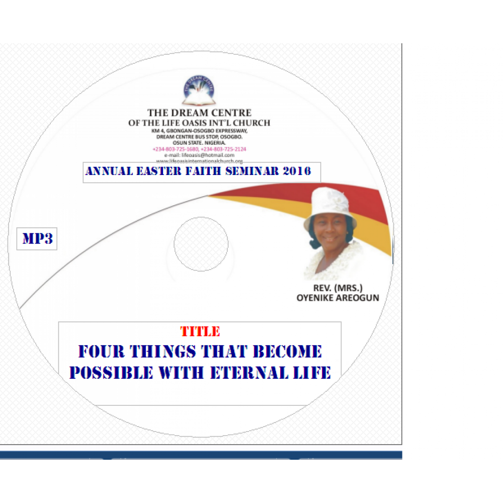 Four Things that Becomes Possible with Eternal Life.mp3