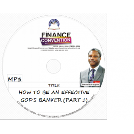 How to be an effective God's banker.mp3