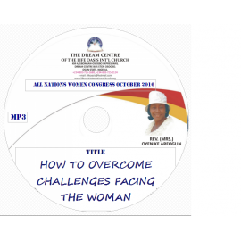 How to Overcome Challenges that Faces the Woman.mp3