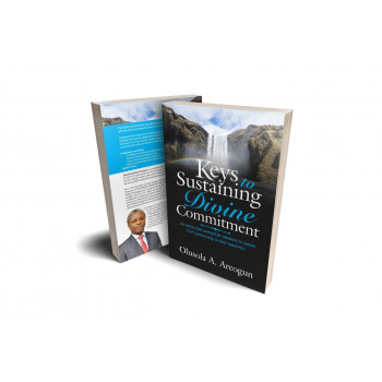 KEYS TO SUSTAINING DIVINE COMMITMENT E-BOOK