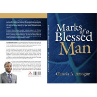 MARKS OF A BLESSED MAN HARD COVER