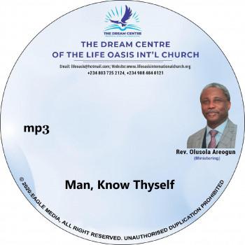 Man, Know Thyself - mp3