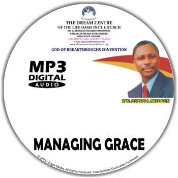 Managing Grace