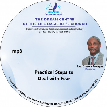 Practical Steps to Deal with Fear - mp3