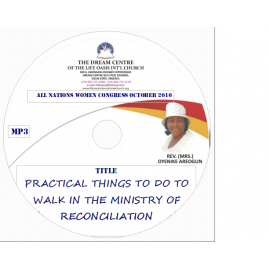 Practical Things to do to Walk in the Ministry of Reconciliation.mp3