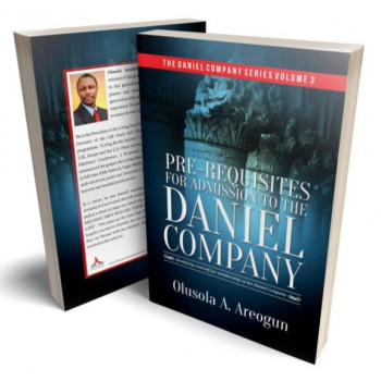 Pre-requisite for Admission to the Daniel Company