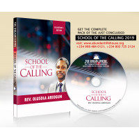 Annual School of Calling 2019 Messages - Complete Pack