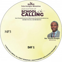 2020 SCHOOL OF THE CALLING DAY 1 -mp3