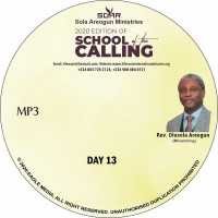 2020 SCHOOL OF THE CALLING DAY 13 -mp3