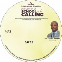 2020 SCHOOL OF THE CALLING DAY 15 - mp3
