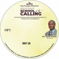 2020 SCHOOL OF THE CALLING DAY 16 - mp3