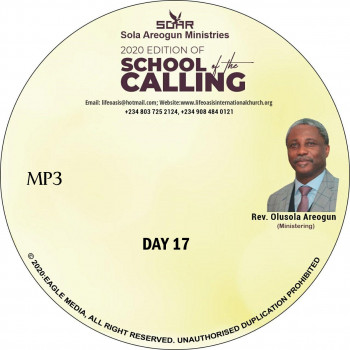 2020 SCHOOL OF THE CALLING DAY 17 - mp3