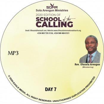2020 SCHOOL OF THE CALLING DAY 7 - mp3