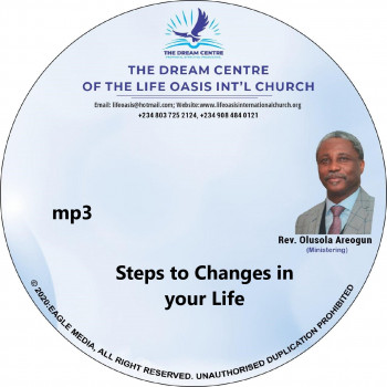 Steps to Changes in Your Life - mp3