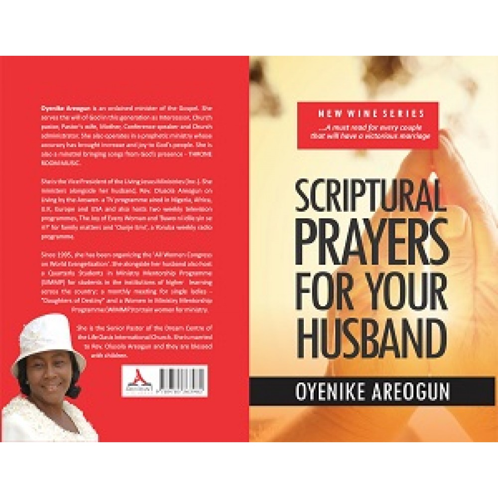 SCRIPTURAL PRAYERS FOR YOUR HUSBAND