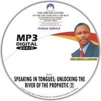 Holy Spirit and Speaking in tongues (part 6).mp3. Unlocking The River of The Prophetic 2