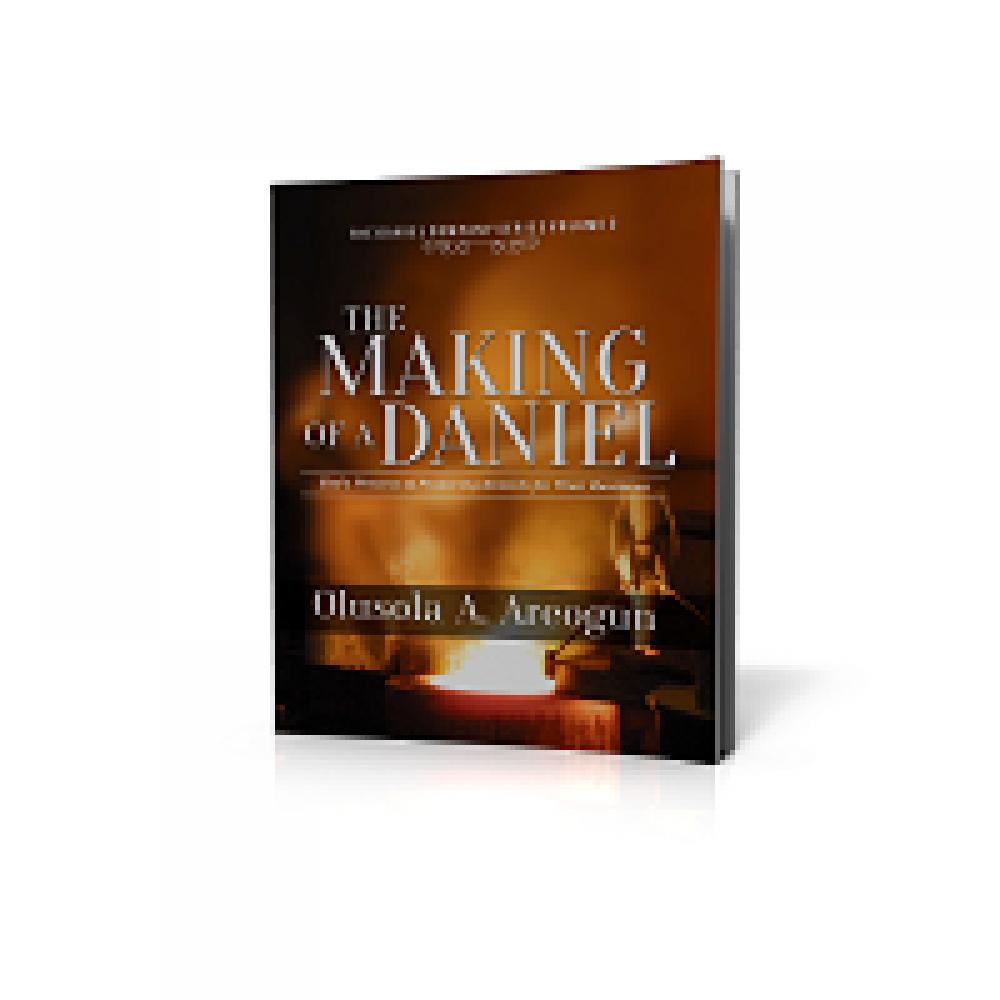 The Making of a Daniel (hard copy)