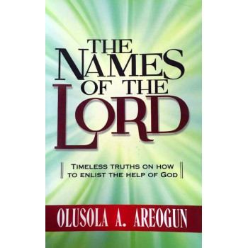 THE NAMES OF THE LORD