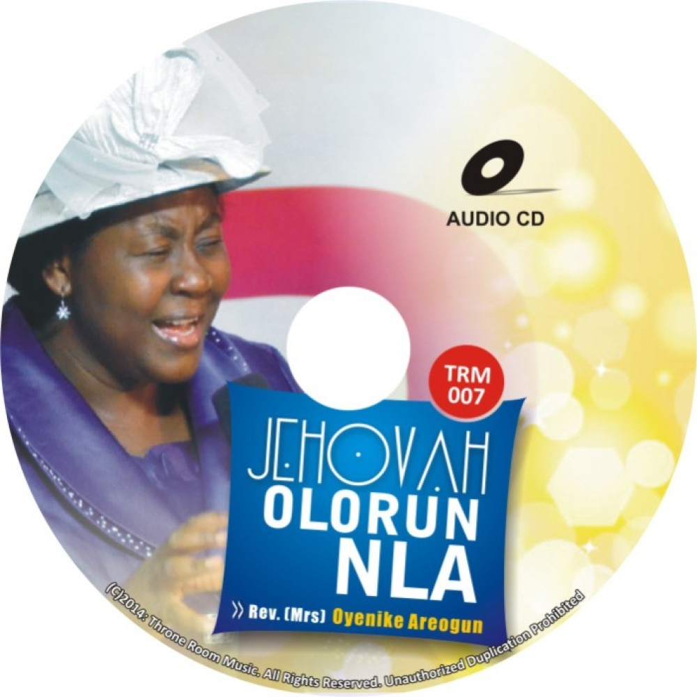 Jehovah Olorun Nla