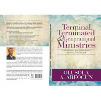 Terminal Terminated and Generational Ministries E-Book