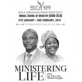 Annual School of Ministry (ASOM 2019) Workshop Manual