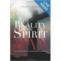 The Reality Of The Spirit Man  E-BOOK