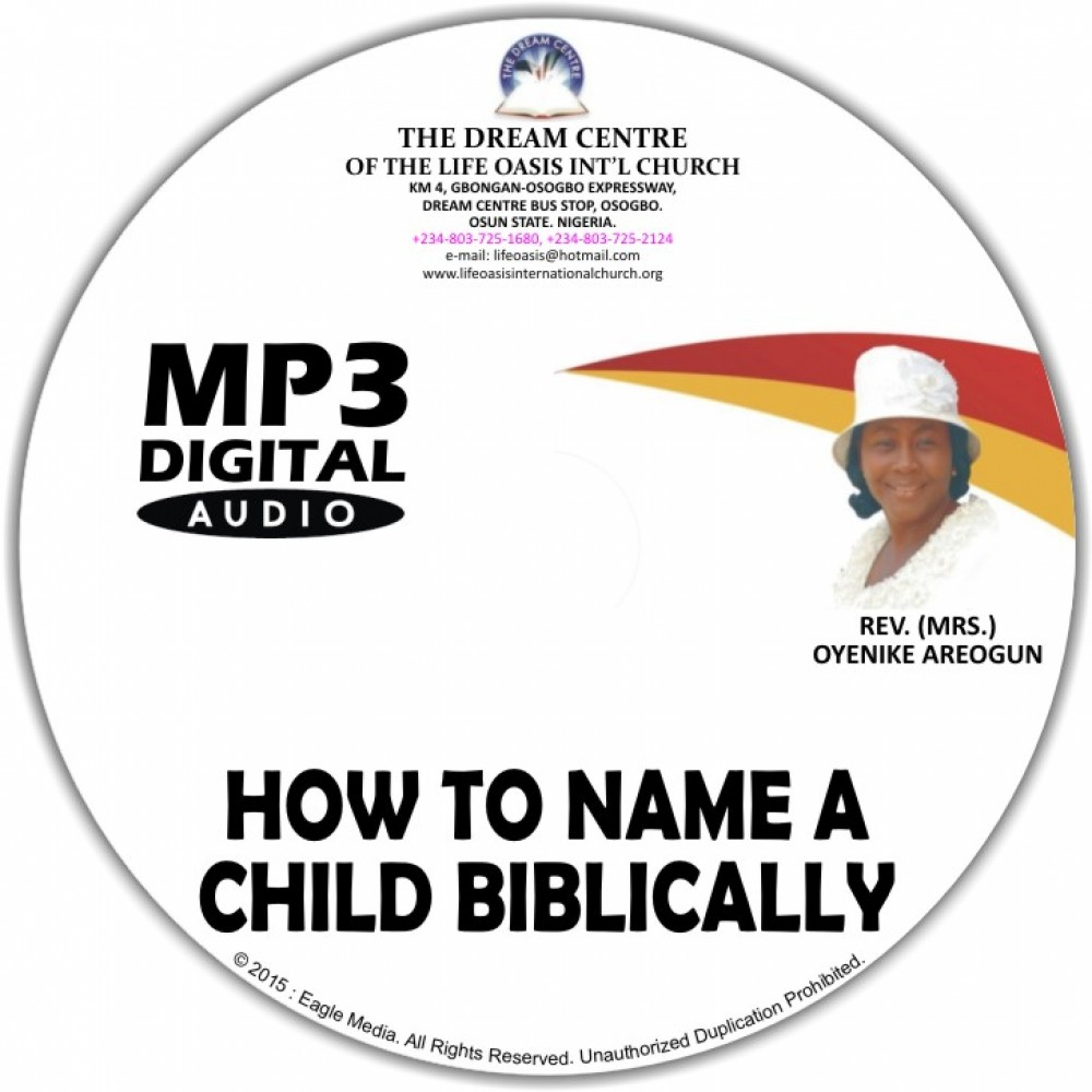 How to Name Your Child Biblically
