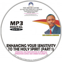 Enhancing Your Sensitivity to the Holy Spirit (Part 1)