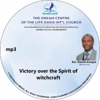 Victory over the Spirit of witchcraft - mp3