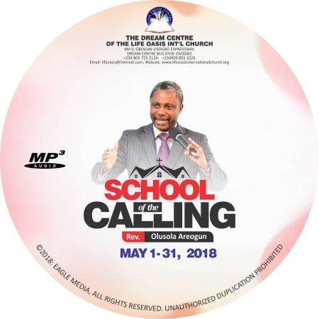 School of the Calling 2018 - MP3